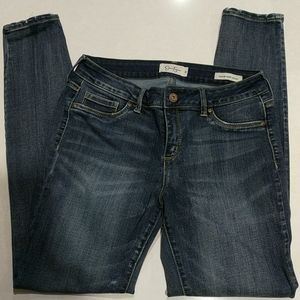 Jessica Simpson Jeans - Jessica Simpson Kiss me super skinny blue jeans
